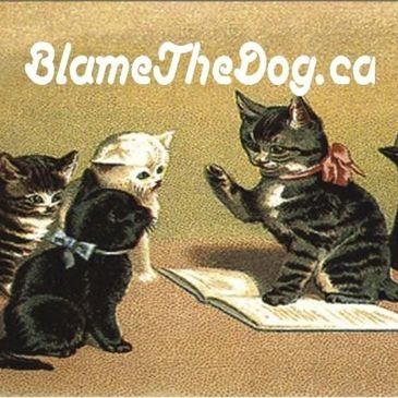 Blamethedog.ca