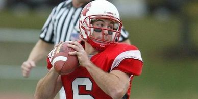 KAM KNISS, QB Farm Student, North Central College, D3 All American, NCC Hall of Fame Inductee