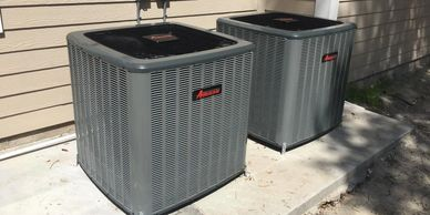 Amana 18 Seer Air Conditioning Unit