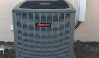 Amana 14 Seer Air Conditioning Unit