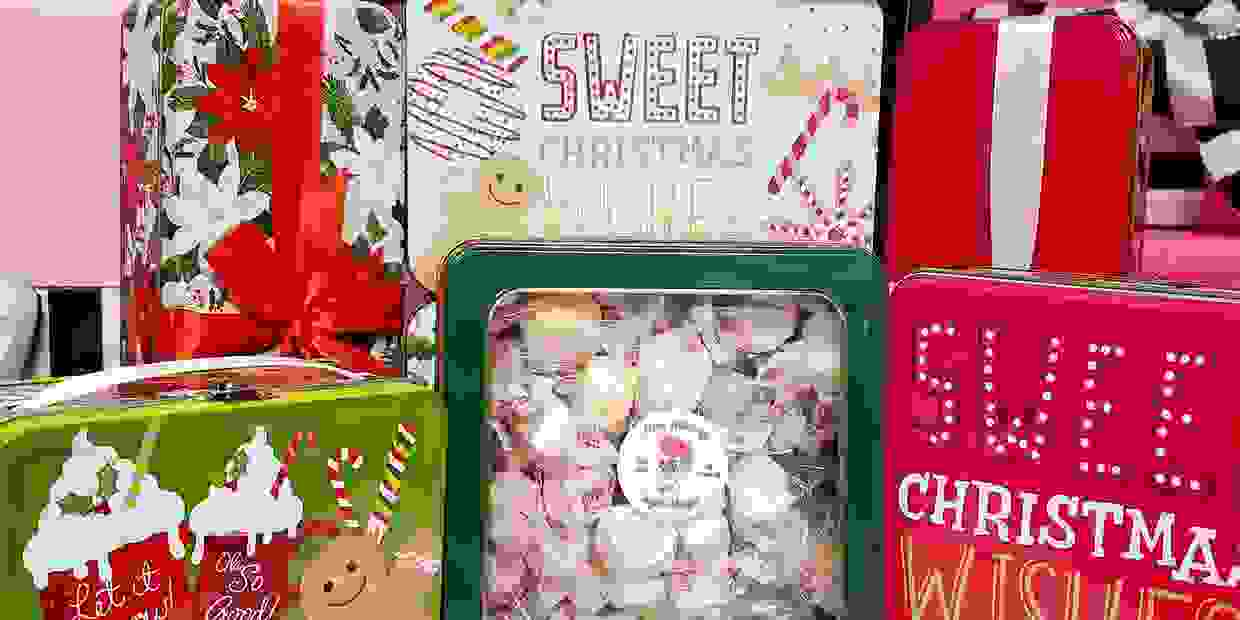 Saltwater Taffy lovers love our holiday gift baskets
