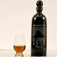 bacanora los cantiles is aged in white oak barrels starting at 8 years for our añejo bottle