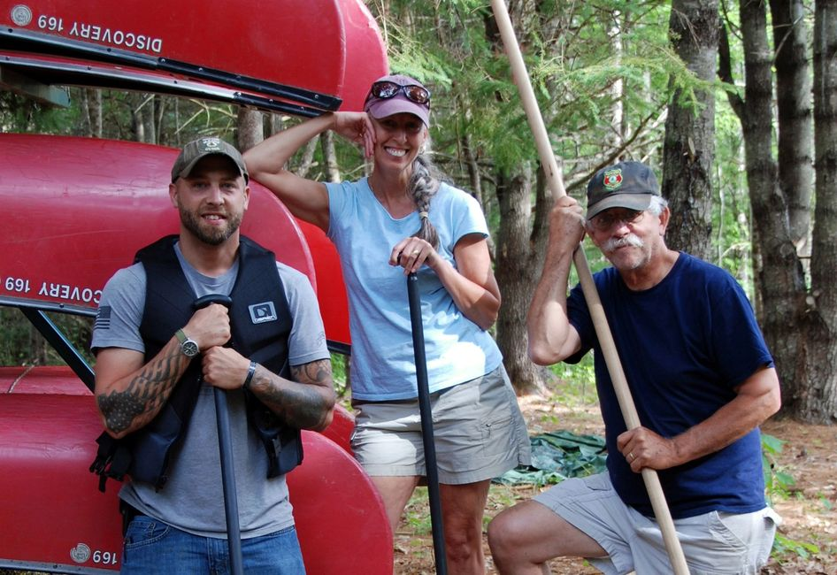 Maine Guide Training Registered Maine Guide Training Becoming a Registered Maine Guide Maine Guide Test Prep