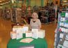 My first book signing at Hastings.