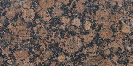 Brown granite