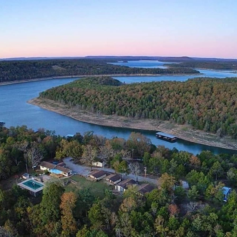 North Shore Resort Bull Shoals Lake