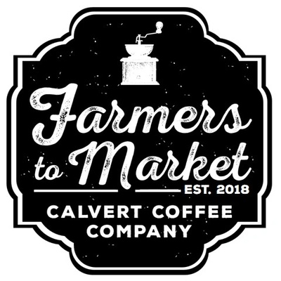 farmers to market calvert Coffee co.
