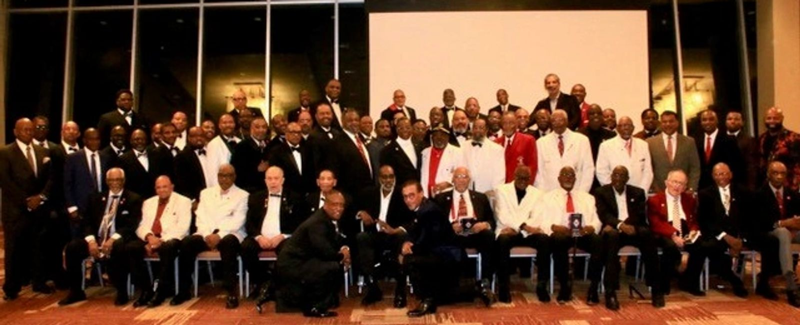 2019 Foundation Homecoming Reception. The Delta Zeta Chapter of Kappa Alpha Psi