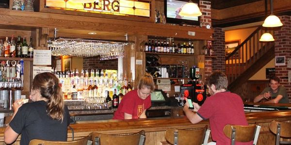 The Heidelberg bar