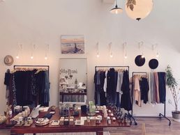 Ranch & Coast style article on ineffably, a sustainable + ethically driven fashion boutique, Del Mar