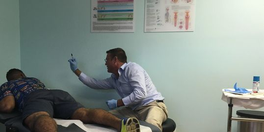 PRP therapy help repair and heal sports related injuries at NovGenix.org palm beach county Florida