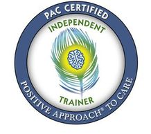 Staff are trained  by a certified Dementia Trainer