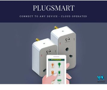 Neotech's Plug Smart is a compact and smart edge IoT device that allows you to monitor and control y