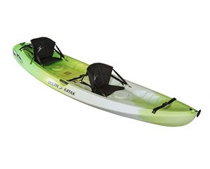 Tandem Kayak Rental.  Smith Mountain Lake Virginia. Bernard's Landing.  Onsite Delivery.