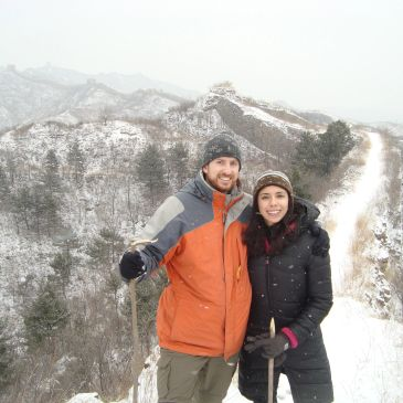 Great Wall backpacking by Great Wall Adventure Club