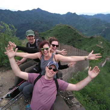 Great Wall trekking by Great Wall Adventure Club