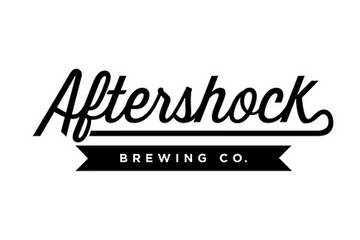 Aftershock Brewing Company Logo in Temecula