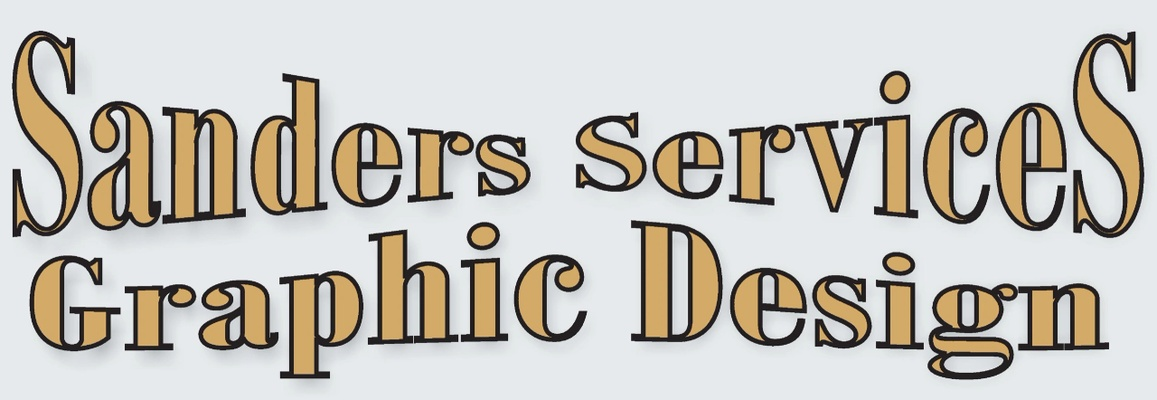 Sanders Services Graphic Design