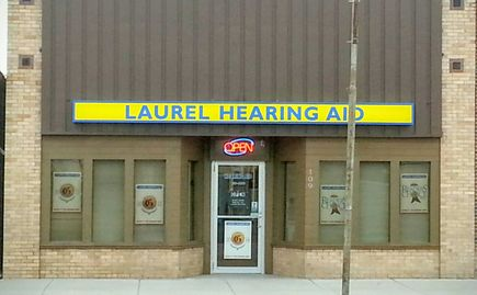 Hearing aid office in Laurel