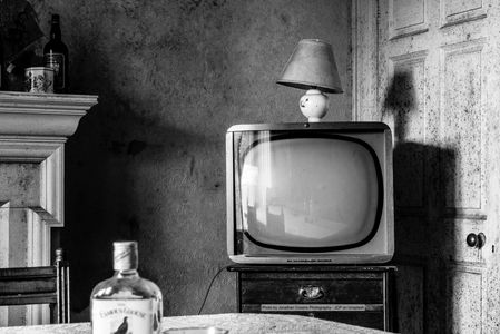 black and white tv online course privacy convenient at home on my time