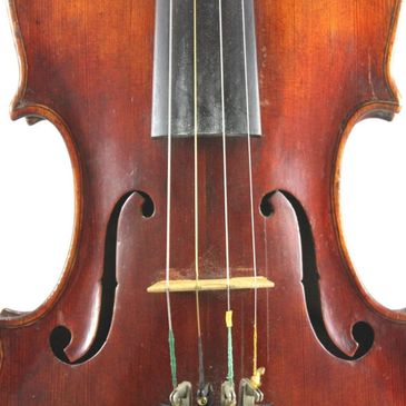 Fine old European violins ara available.  This is a Romanian violin from late 1800s.