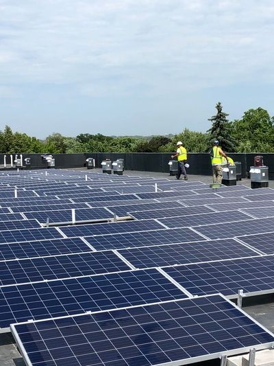 40Kw Solar Project - 2019