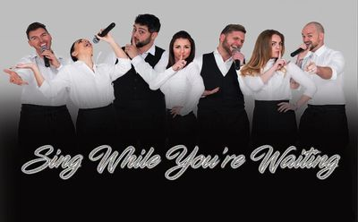 Singing Waiters Near Me, Wedding Entertainment, Corporate Events, Wedding Breakfast ideas