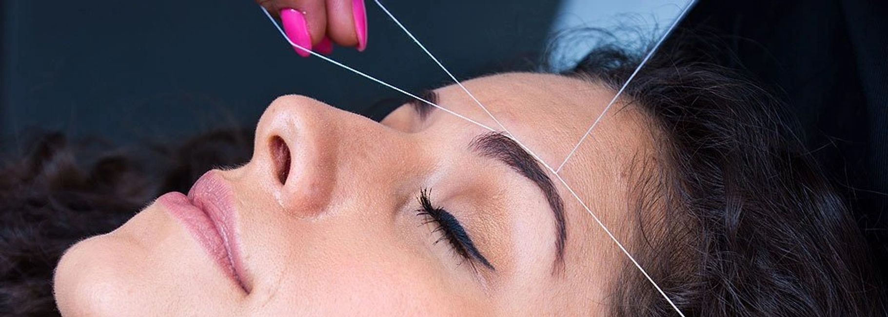THREADING IN YORKVILLE PETALS YORKVILLE BEAUTY BROW AND LASH BAR