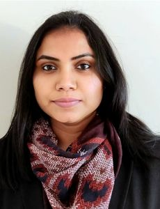Ms Ambika Nandini Country Manager, Europe
