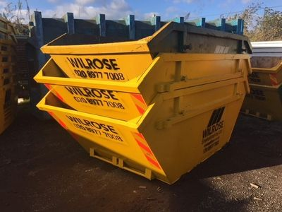 Esher Skip Hire from Wilrose Environmental Ltd