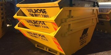 Wilrose Skips in Staines