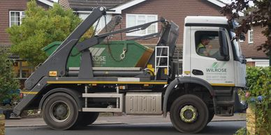 Skips for hire in Guildford