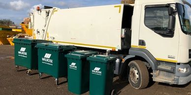Wheelie Bin services in Surrey and Middlesex