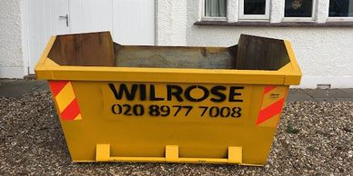 Domestic Skips for household skip hire.