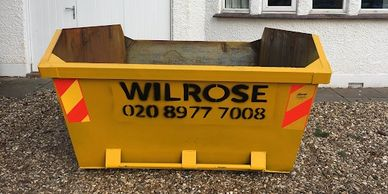 General waste skips for hire