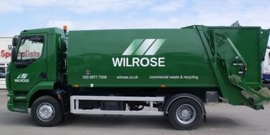 Small Wilrose Environmental Dustcart