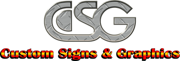 Custom Signs & Graphics