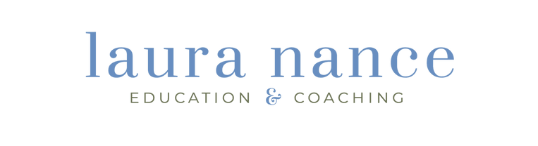 Laura Nance Education and Coaching