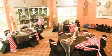 Pirate Kids Party