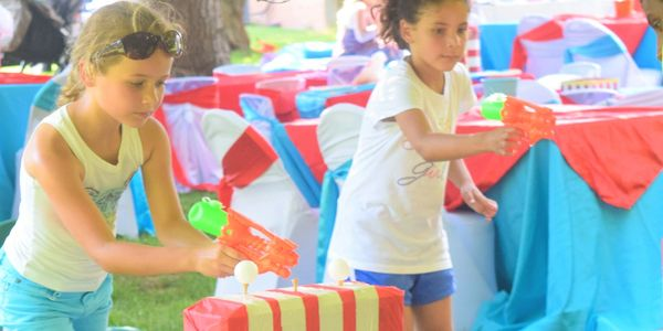 Games Kids Birthday Party