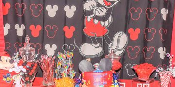 Mickey Mouse Kids Party
