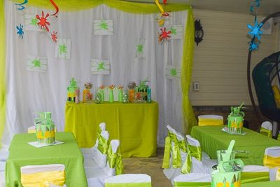 Slime kids party