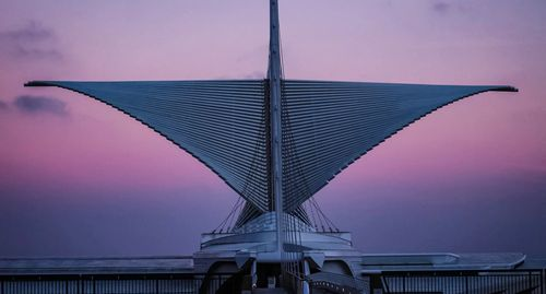 Milwaukee Art Museum, this is one of my very first pictures that I took. Also one of my favorites!