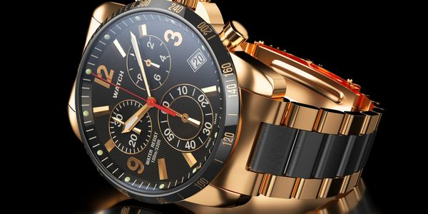 Named Brand and Luxury Watches