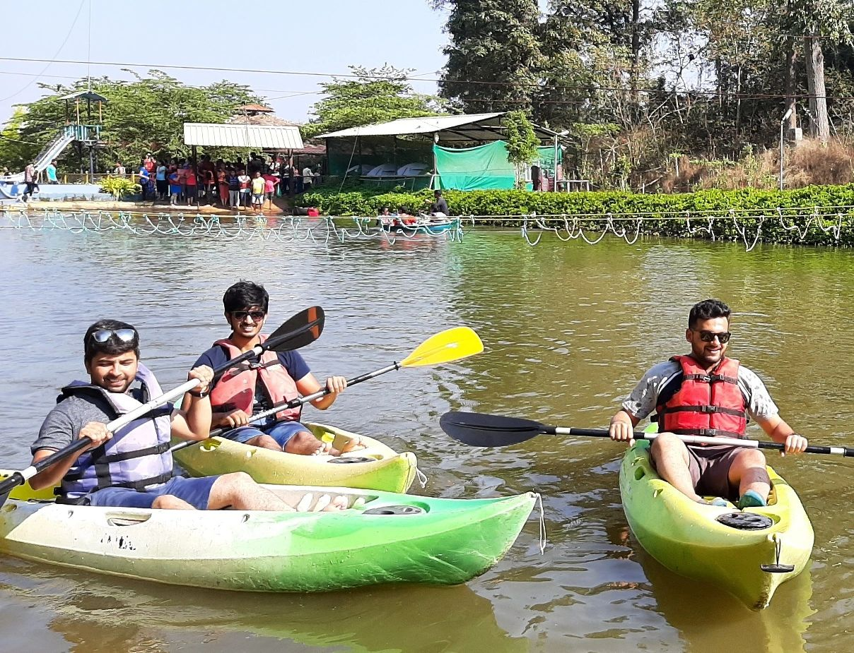 Kingfisher Dandeli Jungle Resort, Stay in Dandeli, Adventure forest Resorts in Dandeli, Homestay