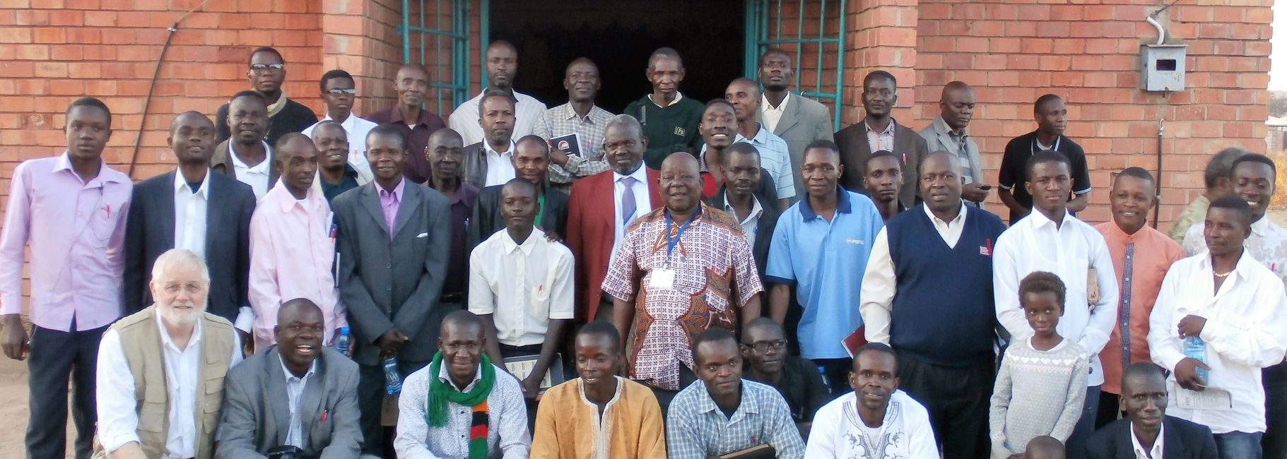 Steve conducts pastoral training conferences in Zambia