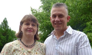Andrey (Andrew) and Lilia are natives of Russia where they did pastoral ministry