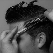 MASTER BARBER HAIR STYLE CUT