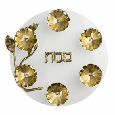 Seder Plate for Jewish Holidays