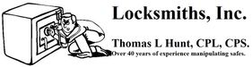 Locksmiths, Inc.